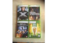 11 Xbox 360 games bundle