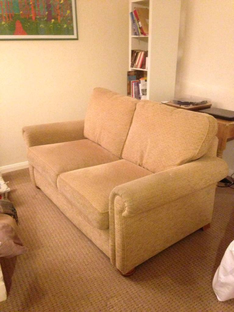 Two Seater Sofa Matching Armchair In Scunthorpe Lincolnshire  ~ Matching Sofa And Chairs