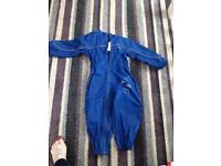 Regatta blue wet suit 24/36 months