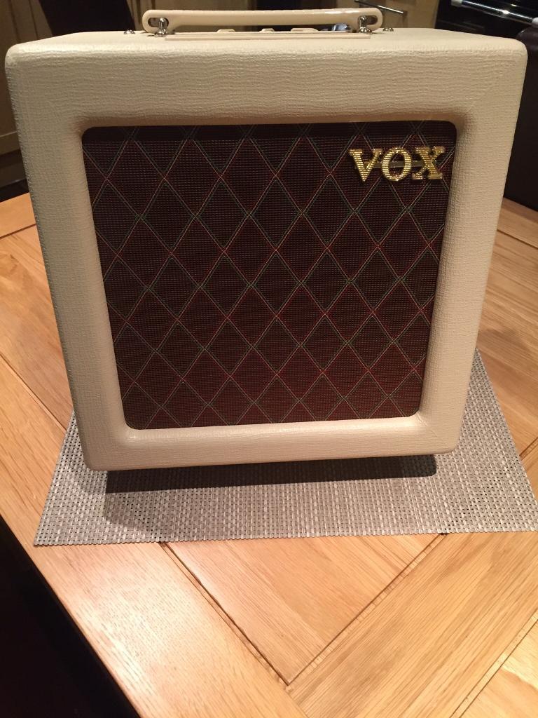 Vox Ac4Tv tube amplifier