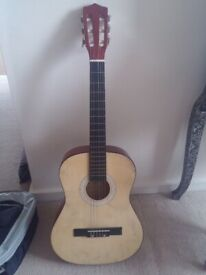 ACCOUSTIC GUITARE FOR KIDS FOR SELL