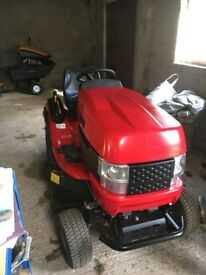 Westwood T80 ride on mower