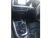 Audi a5 low millage