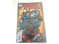 Marvel Comic: Cable & Deadpool first issue 'If looks could kill' Part 1