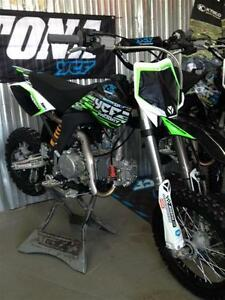 2014 YCF FACTORY SPI Motocross