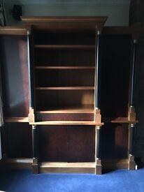 Beautiful hand-crafter cabinet