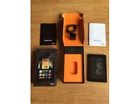 Kindle Fire HD 8GB in like new condition