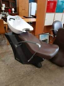 Rem salon backwash unit delivery available