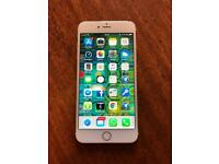 iPhone 6 Plus 64gb Gold in great condition
