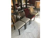 Almost 'new' restaurant tables and chairs. Great condition!