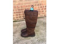 Dubarry boots size 4.5/5