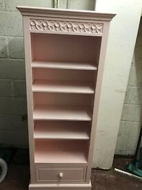 Little Lucy Willow Pink Bookcase/shelfing unit