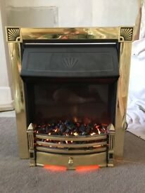 Dimplex electric fire. 2kw coal effect. Fully working in good condition.