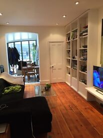Two bedroom cottage central London