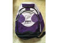 Jansport purple rucksack