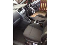 Vauxhall zafira 1.8 sri 2008