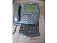 retro house phone a BT EASICOM 1000