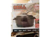 Micro chef grill