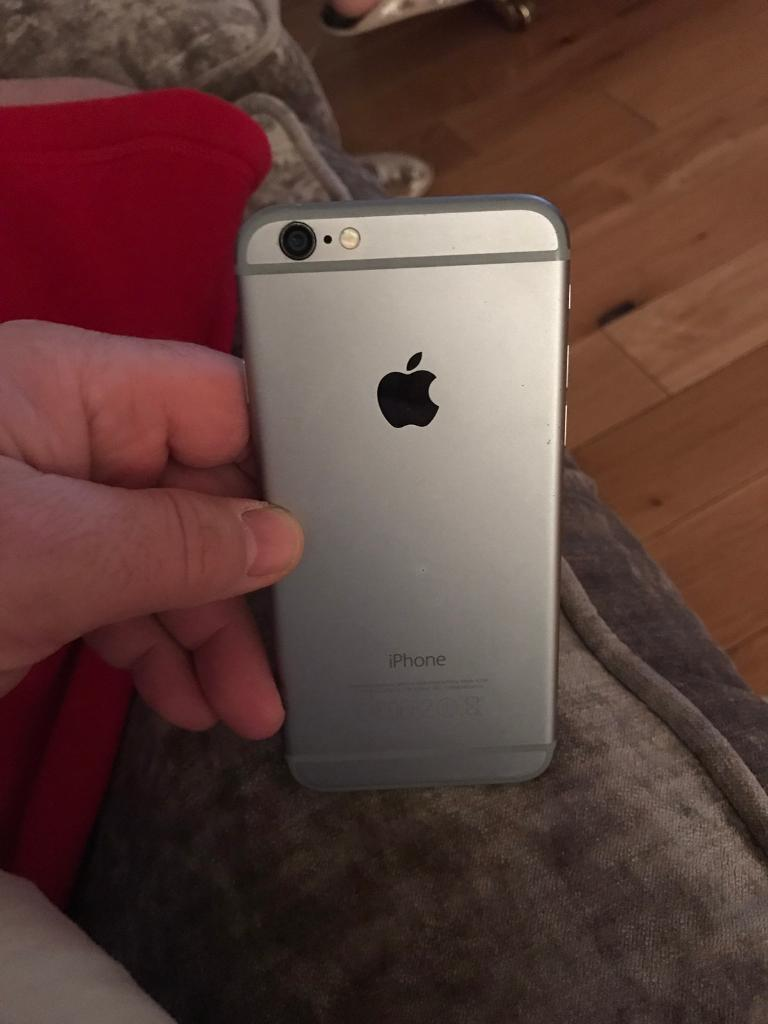 apple iphone space grey 16 gin Bishopbriggs, GlasgowGumtree - hi heres my iphone 6 16gb been using it on 02/giff gaff payg good phoneselling as taking contract out no swap just looking to sell cash