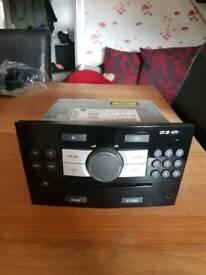 Vauxhall geunine factory stereo