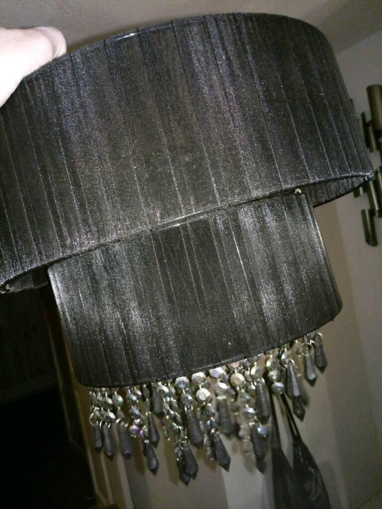 Lampshades x2 £10