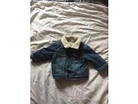 Tu 3-6 Months Denim jacket