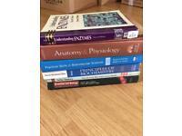 6 science textbooks