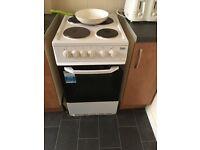 Cooker and washing machine