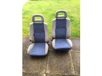 Vauxhall nova seats