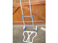 FOLDING SACK TRUCK IDEAL FOR HEAVY ITEMS ONLY £10 FOR QUICK SALE