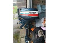 5hp to stroke yamaha outbord