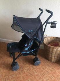 Silver cross pop stroller/pushchair