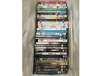 JOBLOT DVDS FOR SALE (SOME BRAND NEW) 15P EACH!!!!