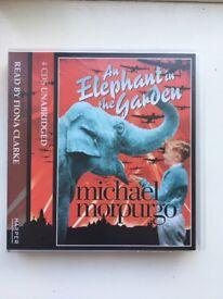 An Elephant in the Garden Micheal Morpurgo audiobook