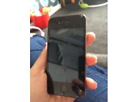 Smashed iPhone 4s