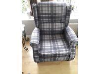 Brand new x2 armchairs