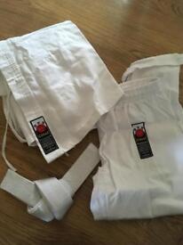 Cimac Judo suit - suit age 7?
