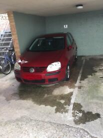 Vw golf 1,6 FSI spares or repair