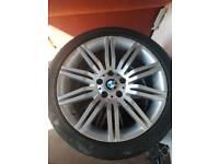 Bmw 18 inch alloy wheels