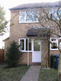 Nicely presented one-bedroom house at the end of a cul-de-sac, north side of Cambridge