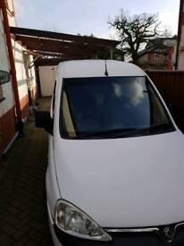 Vauxhall combo van 1.3 diesel 70k