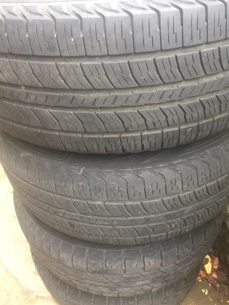 Range Rover P38 Wheels & Tyres