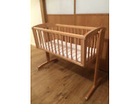cot bed swing cribe