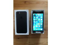 APPLE IPHONE 7 256GB MATT BLACK UNLOCKED