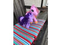 My little pony toys horse