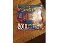 Simpsons memorabilia