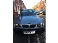2006 BMW X5 2.0 de long mot excellent condition