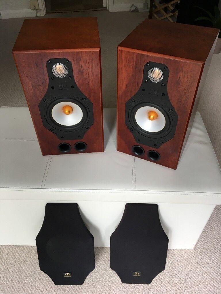 Monitor Audio Silver 3 HiFi Bookshelf Speakers