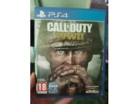 Call of duty game ww2 ps4 world war 2