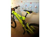 Specialised dh mountain bike can deliver